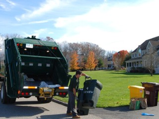 Residential Trash Collection